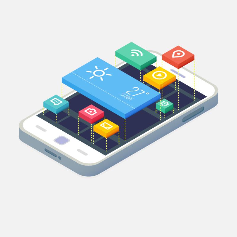 Los Españoles entre los principales consumidores de App