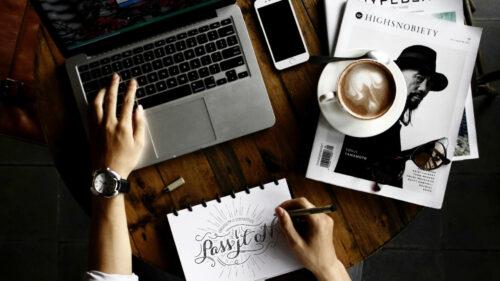 las 5 tendencias del diseño web